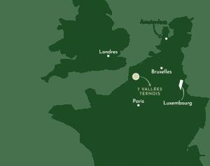 carte localaisation 7 vallées ternois